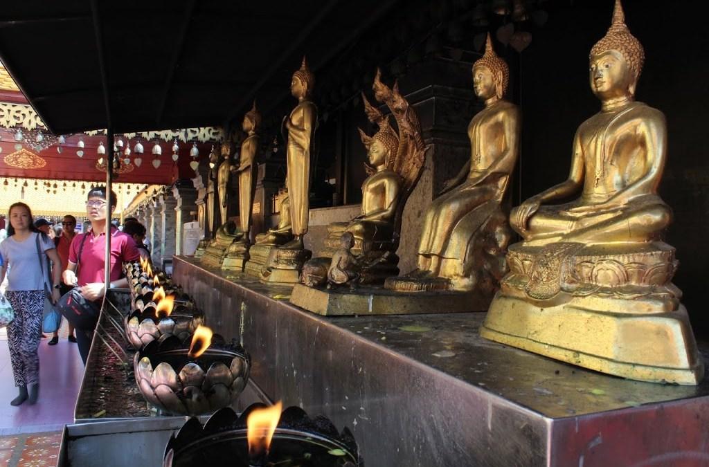 Preparativos de un viaje a Tailandia