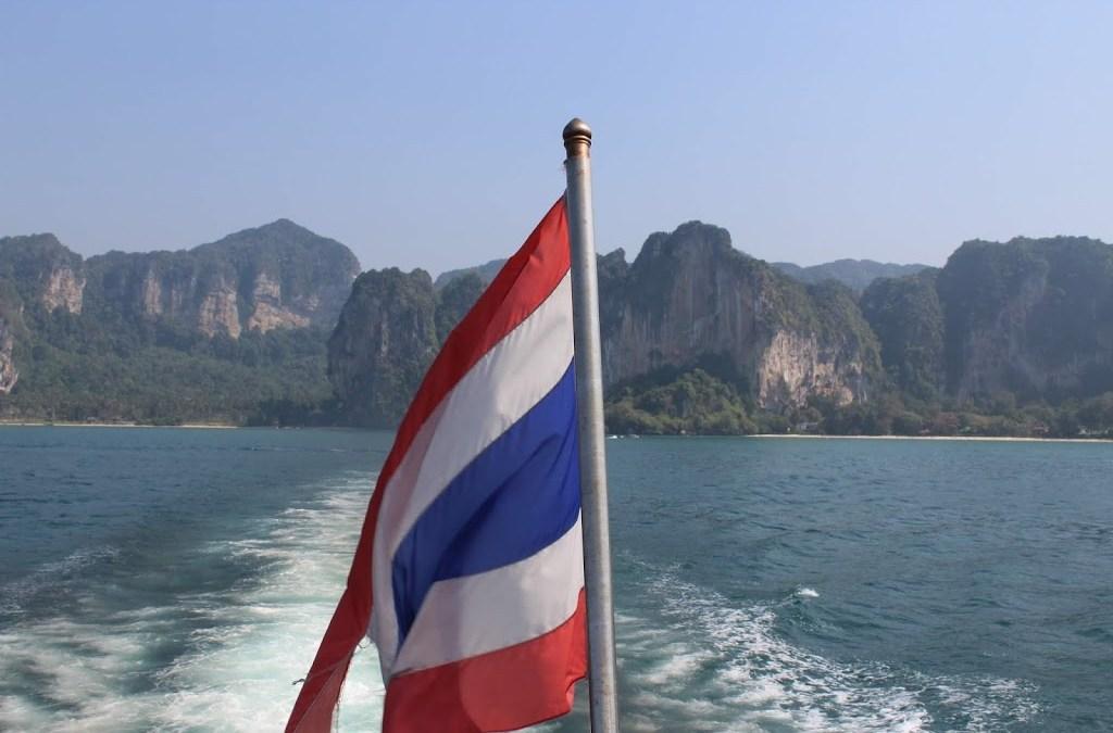 Guia de viajes de Tailandia y Camboya