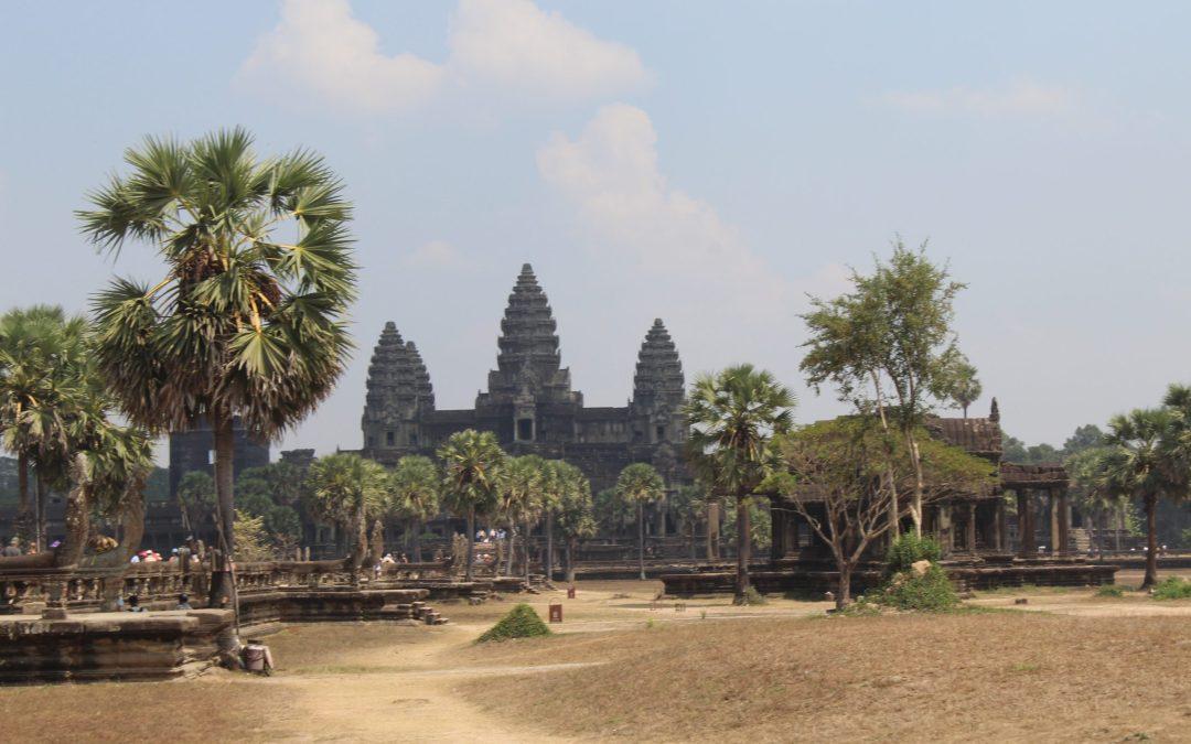 Diarios de Viaje a Camboya