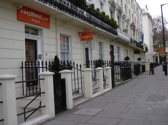 El hotel mas barato de Londres
