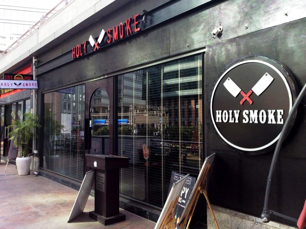 Holysmoke (Exterior)