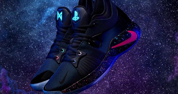PG2 de Nike: una edición limitada para los fans de Playstation