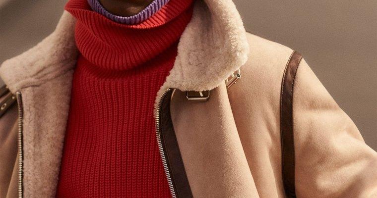 Zara y sus chaquetas shearling, el aliado perfecto para el frío