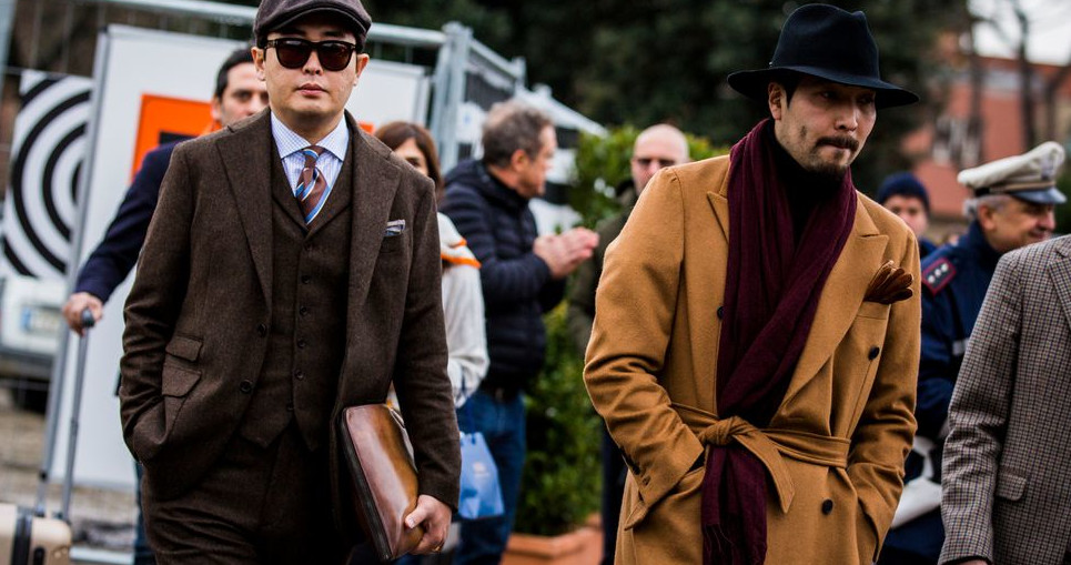 El mejor street style de la semana: tu look necesita un abrigo