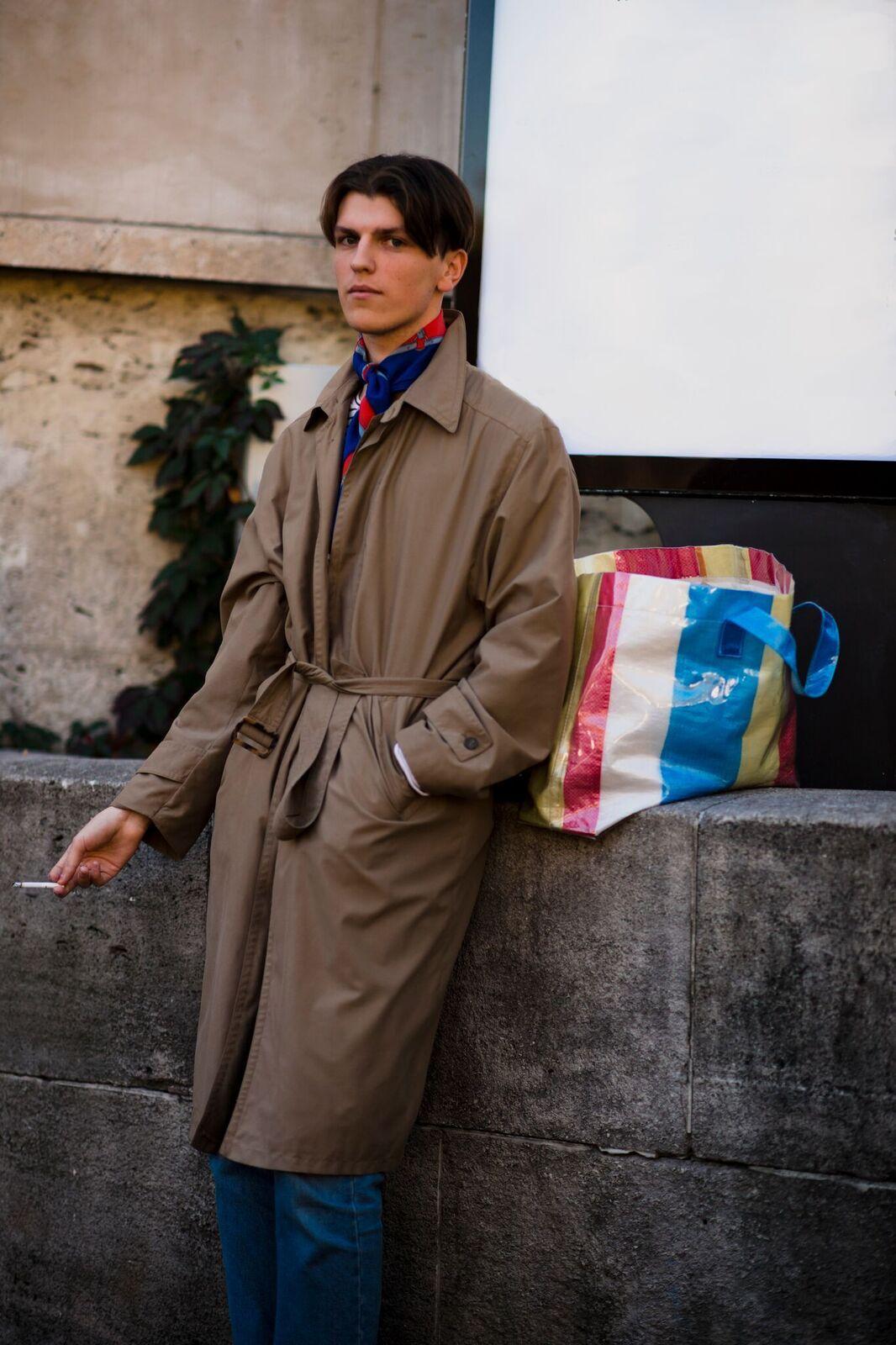 El mejor street style de la semana: La gabardina, el principal protagonista