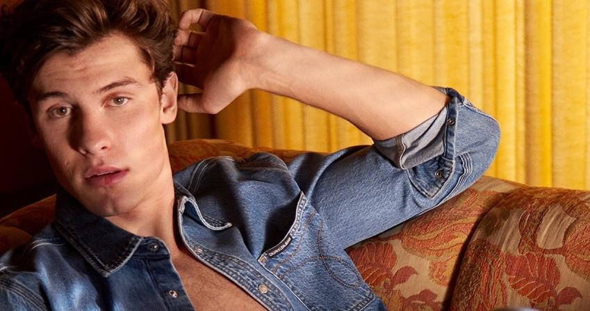 Shawn Mendes no es el único famoso que protagoniza la colección #MyCalvins