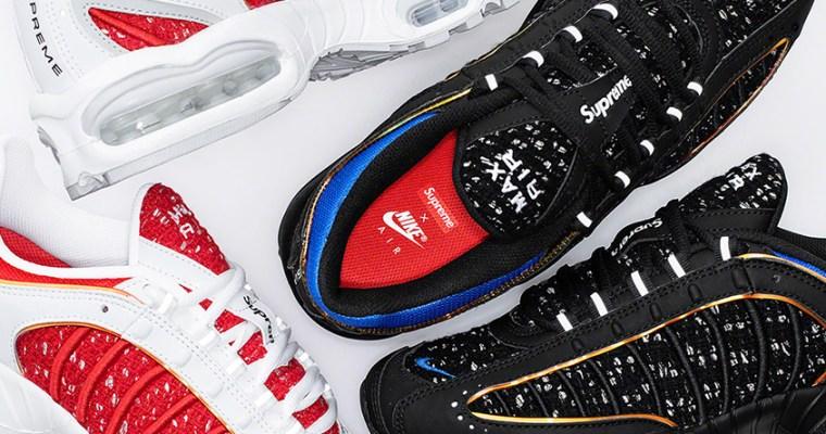 Las Nike más deseadas para esta primavera diseñadas por Supreme