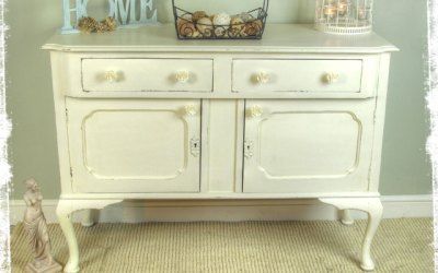 Shabby Chic Paints: Getting The Perfect Finish