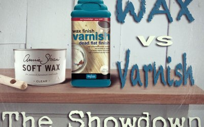 Don't Wax or Varnish Over Chalk Paint Without Reading This First.