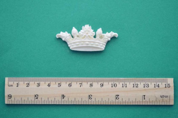 Tiny Crown Resin Moulding