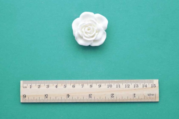 English Rose Resin Moulding