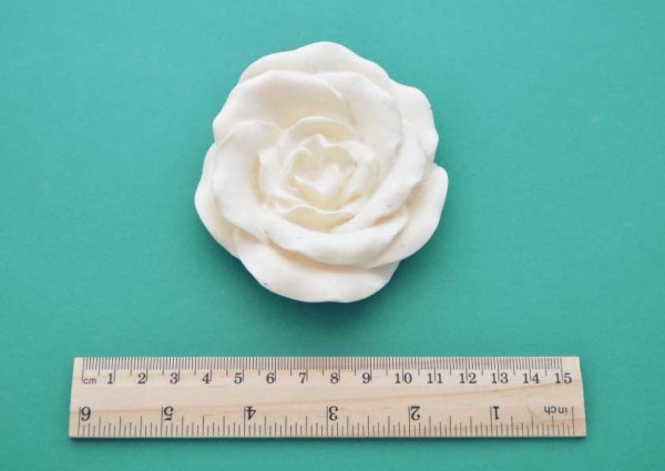Large Sweet Rose Moulding