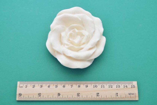 Large Sweet Rose Moulding