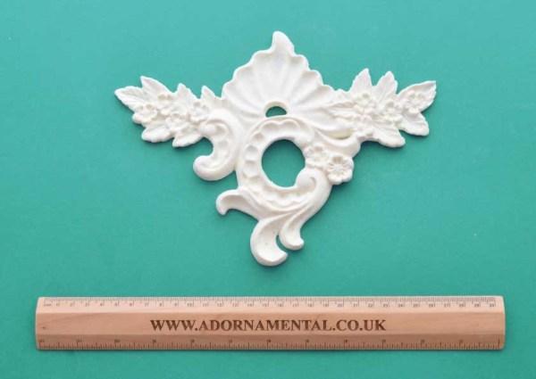 Victorian Door Topper Moulding