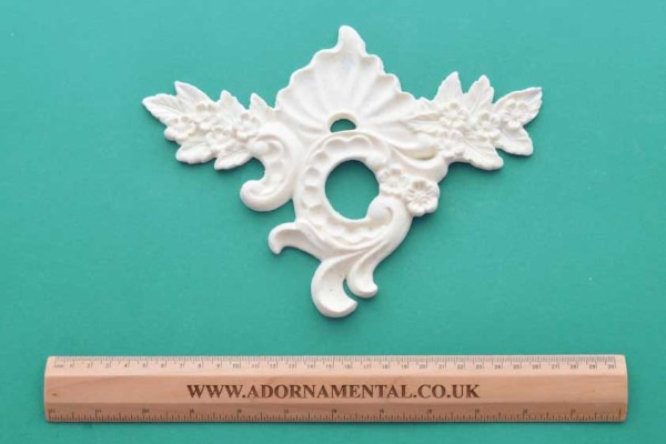 Victorian Door Topper Moulding