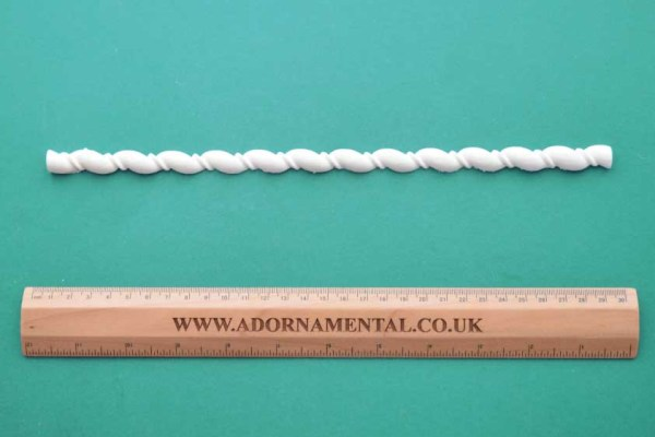 Ornate Rope Trim Moulding