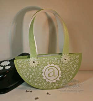 Circle Handbag Tutorial