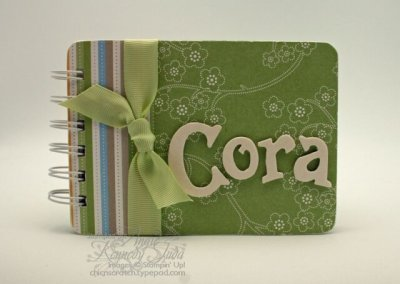 Rectangle Coaster Password Book