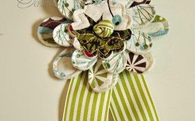 How to make Quilted Flowers