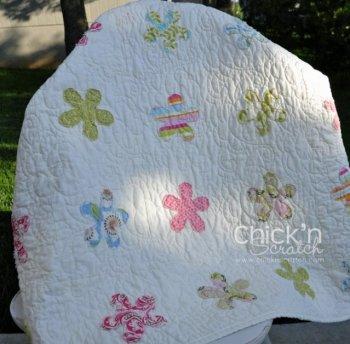 Flower Quilt Part One