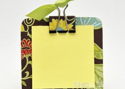 Greenhouse Gala Post it Notes