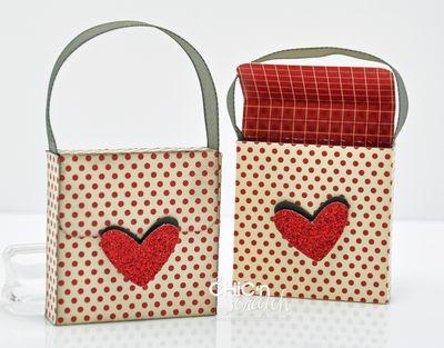 Valentine Hershey Nuggets