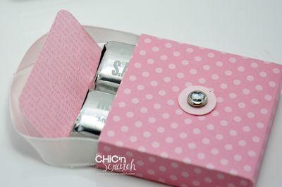 Pink Nugget Box