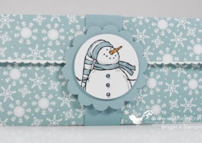 Stampin' Up! 12 Days of Christmas #12 2012