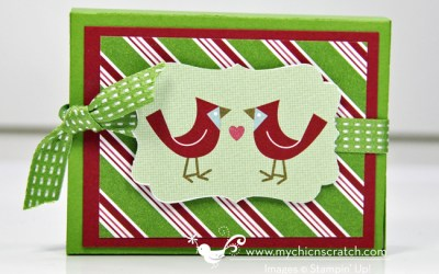 Stampin' Up! 12 Days of Christmas #10 2012