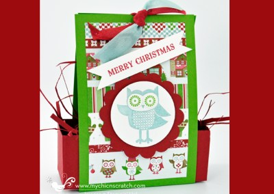 Stampin' Up! 12 Days of Christmas #6 2012