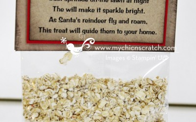 Stampin' Up! 12 Days of Christmas #9 2012