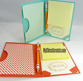 Post it Note Organizer
