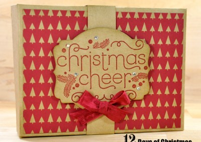 12 Days of Christmas 2014 Day 5