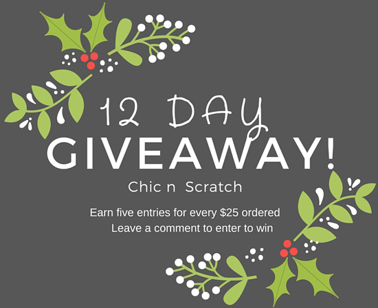 12-Day-Giveway