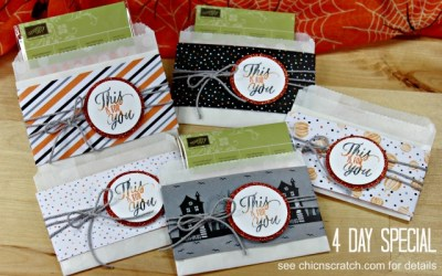 4 Day Stampin' Special