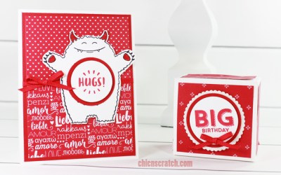 Monster Hugs – Facebook Friday #10 Projects