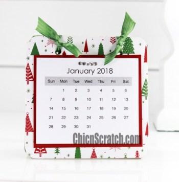 2018 Coaster Calendar