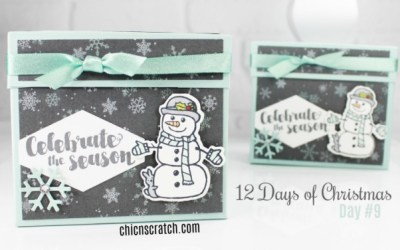 12 Days of Christmas 2017 Day 9