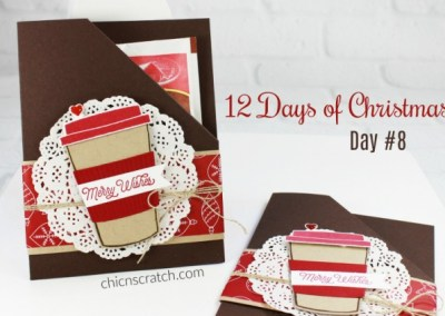 12 Days of Christmas 2017 Day 8