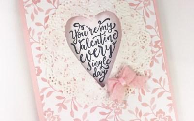 Sure Do Love You Valentine Card