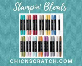 Stampin' Blends are in Stock!