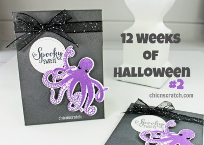 12 Weeks of Halloween 2018 Week 2