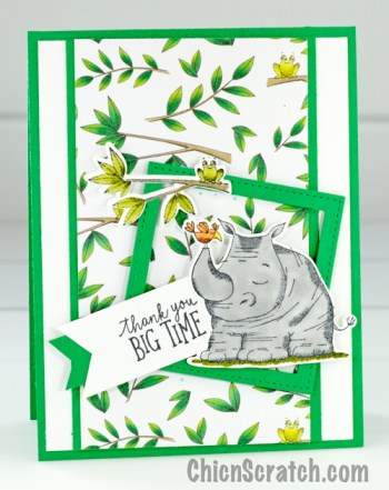 Animal Outing Stamp Kit of the Month #4