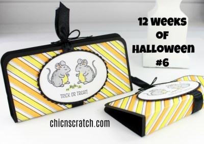 12 Weeks of Halloween 2018 Week 6