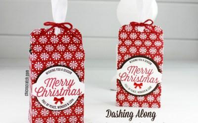 Dashing Along Farmhouse Christmas Box