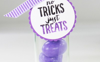 Spooky Sweets Halloween Jar