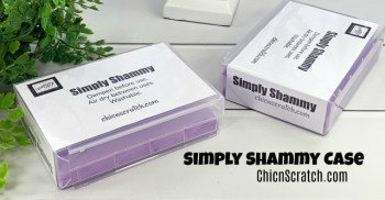 Simply Shammy and Cyber Monday