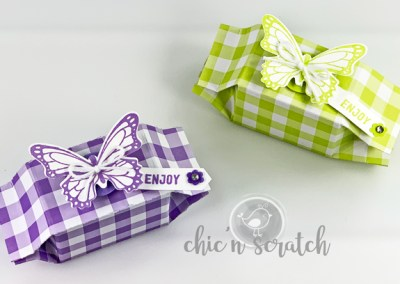 How to make Butterfly Gala Candy Box