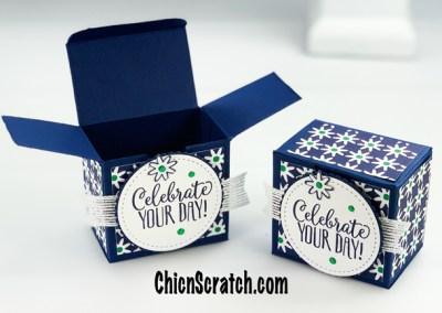 Hello Cupcake Box