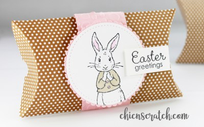 How to make Easter Pillow Box